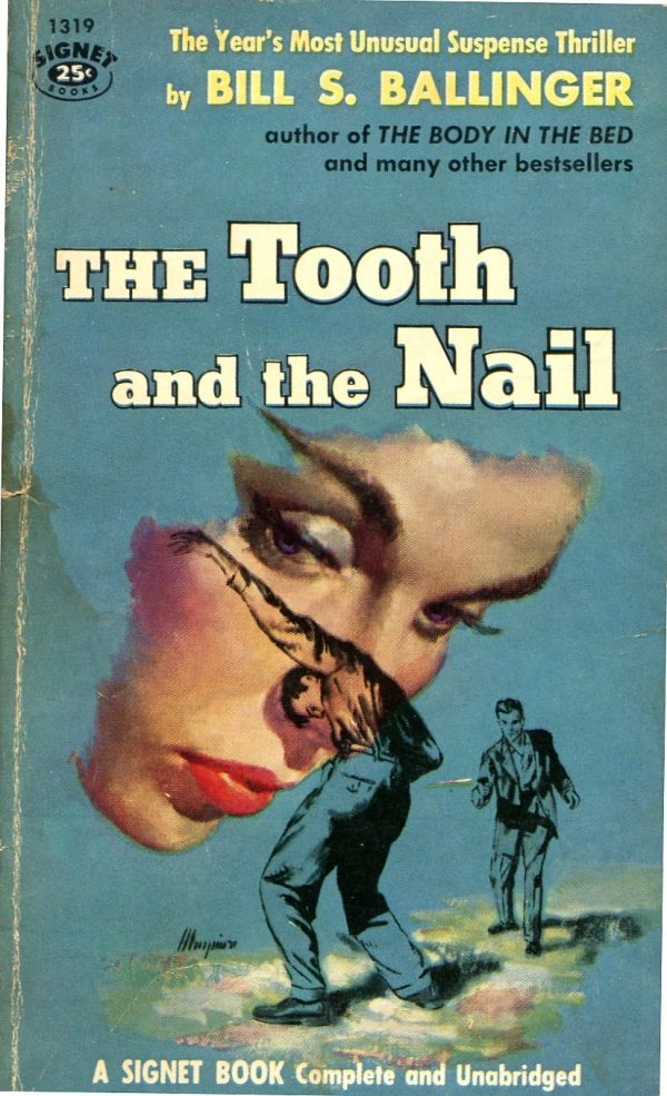 Book Cover White Teeth : Best images about pulp fiction artists covers on