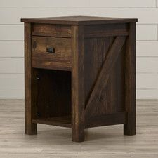 Gilby 1 Drawer Nightstand