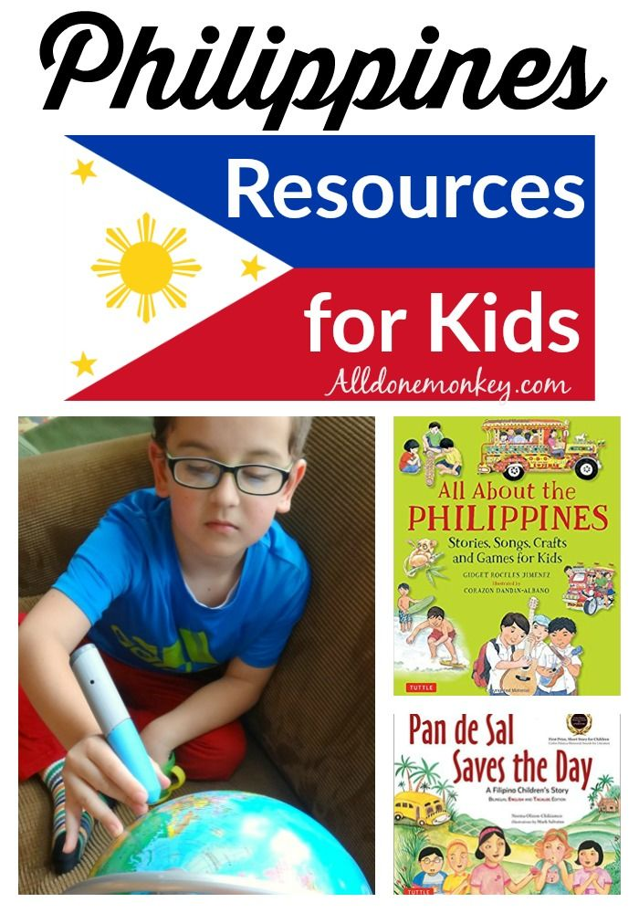 Discover the Philippines with your kids or classroom with these great resources! Learn about the history, geography, and food of this beautiful country.