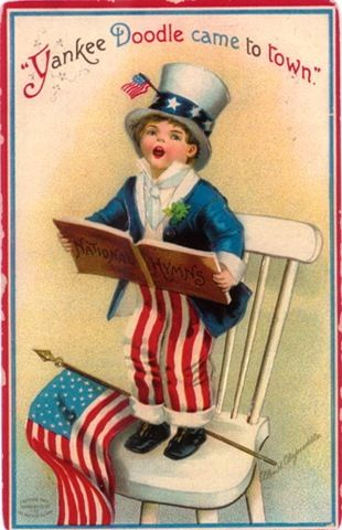 4th of july pictures free | ... Holiday Crafts » Blog Archive » Free 4th of July Vintage Postcards