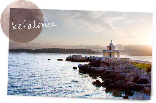 Romantic Getaways in Kefalonia