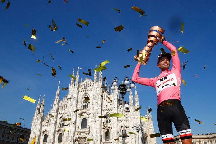 Nederland is weer een aantal kampioenen rijker in de fietswereld. Tom Dumoulin werd zondag de eerste Nederlander die de Giro d'Italia won. Twee etappezeges en nog een derde etappewinst in de laatste tijdrit voor Jos van Emden.