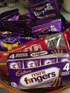 #London #GroceryStores #Cadbury #Chocolate #FoodAdventures