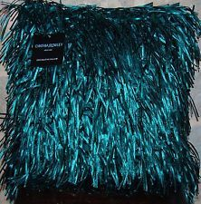 Cynthia Rowley Peacock Blue And Pillows On Pinterest