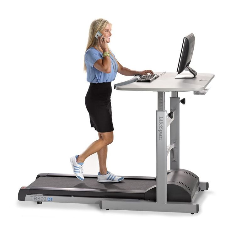 Treadmill Desk Review Lifespan Fitness