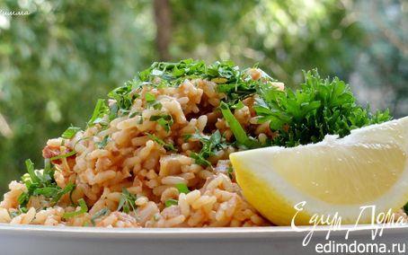 Джамбалайя с курицей и  чоризо.  | Кулинарные рецепты от «Едим дома!»