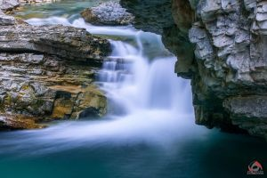 Johnston Canyon, Banff AB