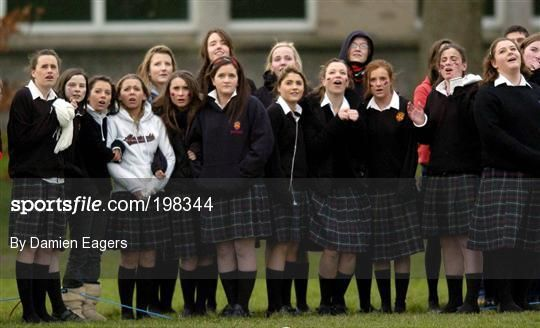 High School v Mount Temple - Fr. Godfrey Junior Cup