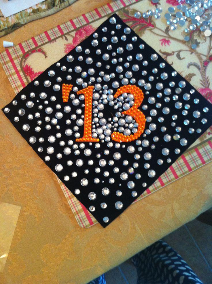 17 Best Images About Decorative Graduation Caps On