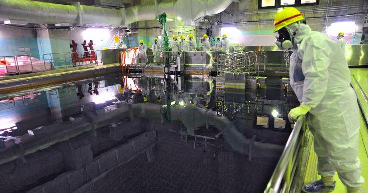 Fukushima Reactor Cooling System Stops Following Quake & Tsunami: Damaged nuclear plant struggles after latest natural disaster