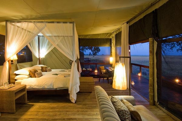 Photographic safari, team building photo safari and wildlife photography course accommodation Shumba Camp, Zambia.