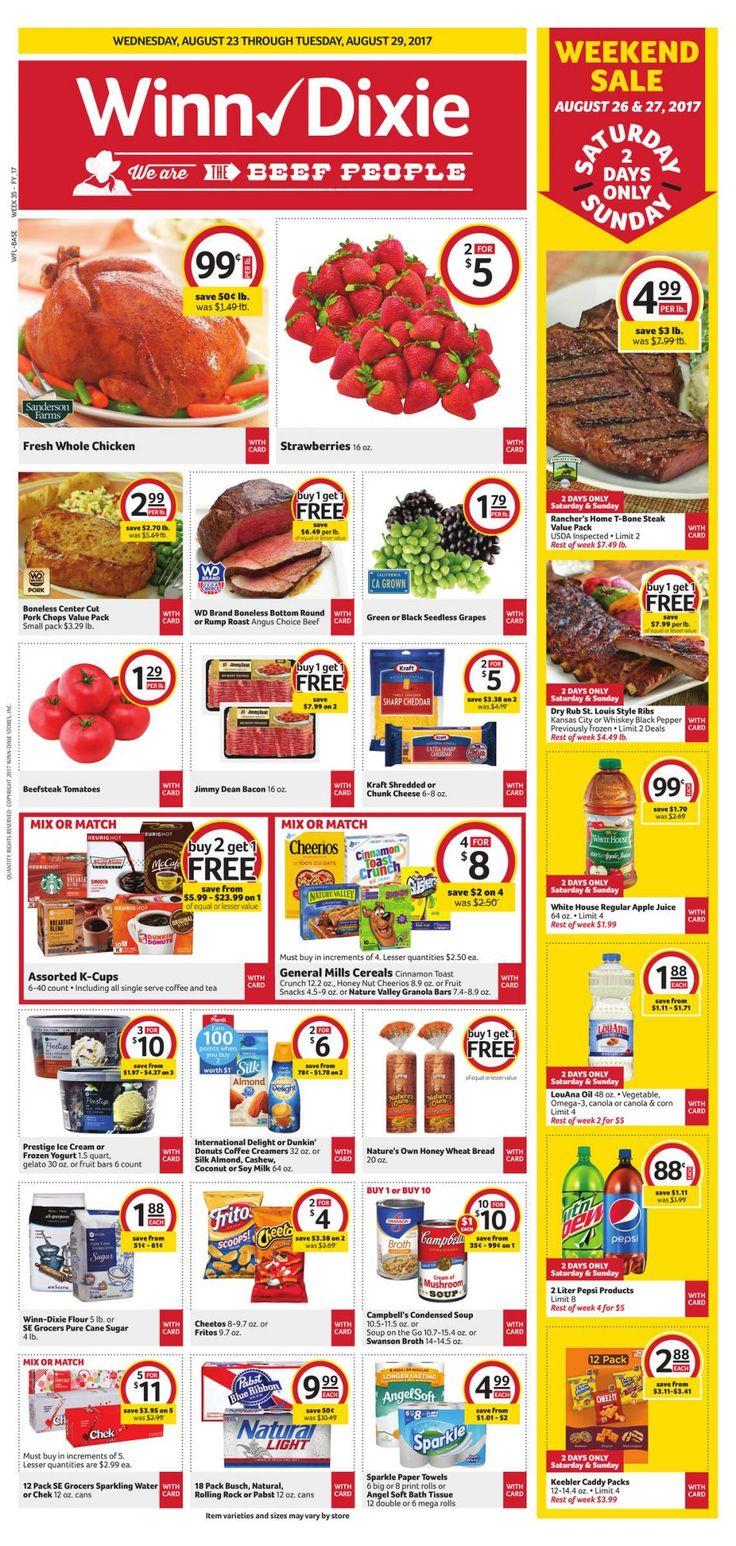 weekly ad circulars
