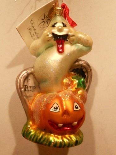 christopher radko ornaments - Halloween Christmas Ornaments