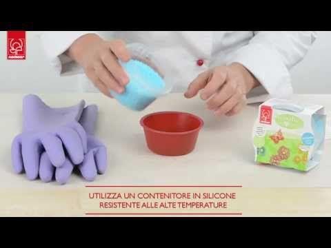 Come creare pizzi in isomalto - YouTube