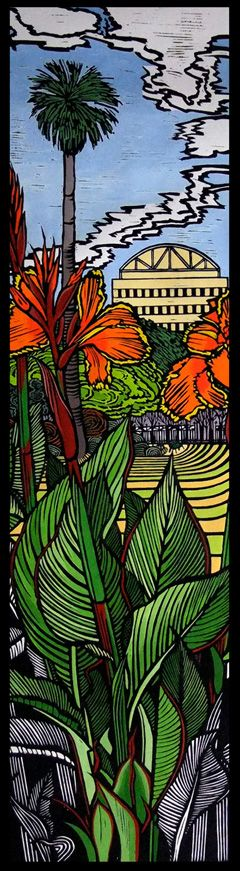 Parkland Cannas - Gail Kellett