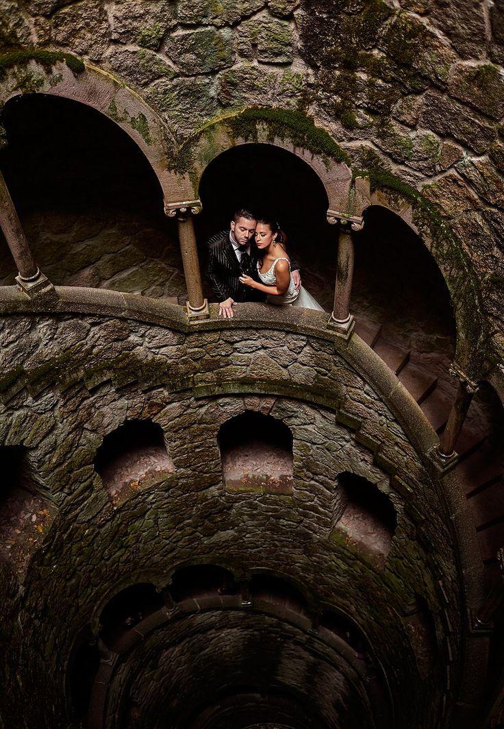 reportaje de boda en Sintra