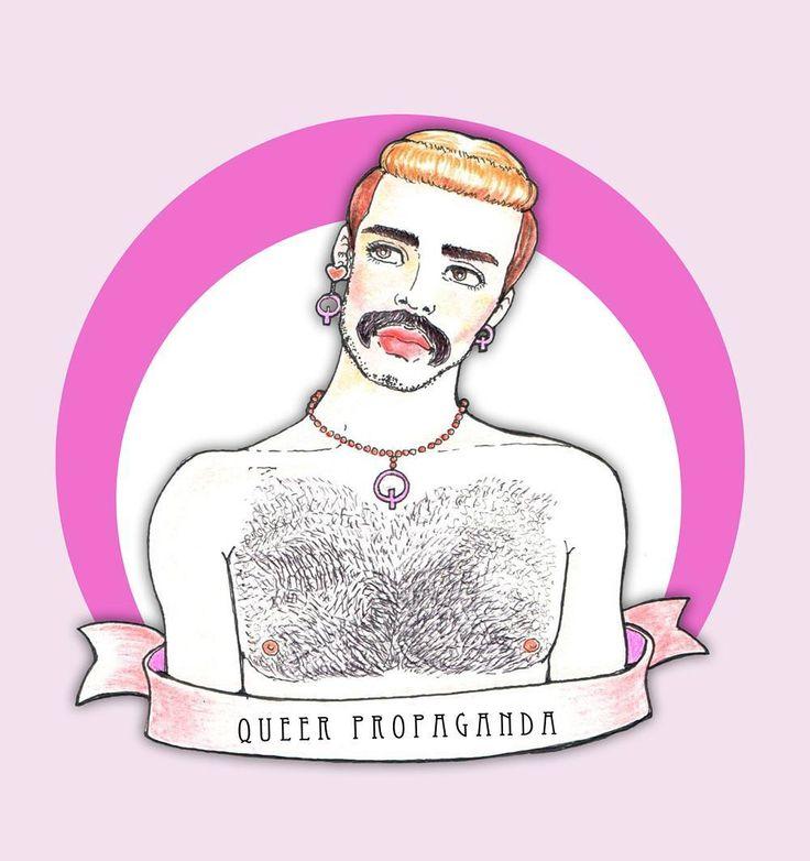 #AvresDesign #Queer #Gay #GayArt