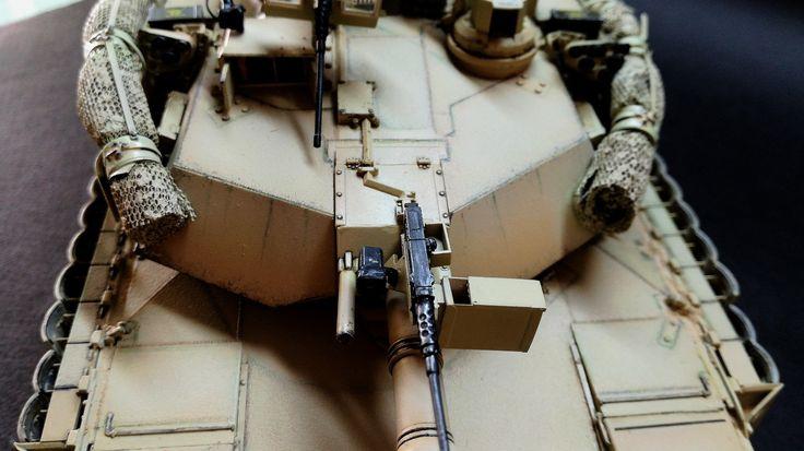 M1A2 ABRAMS TUSK II. 1/35 MENG