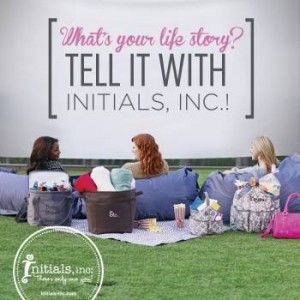 Become a Creative Partner with Initials, Inc. #wahm #homebiz #handbags