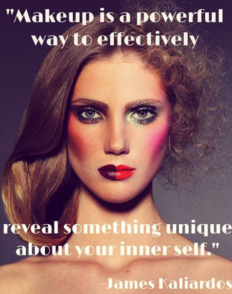 makeup quote : Quote Your Heart Out/Funny : Pinterest