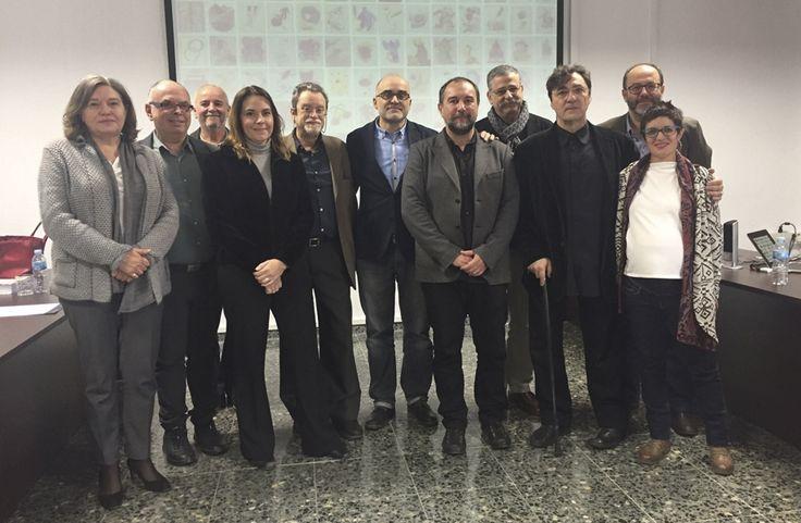 El diseñador andaluz Manolo Prieto, objeto de una tesis doctoral a cargo de Juan Aguilar.