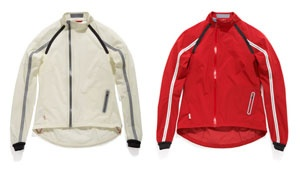 rapha wind cycling jacket  - I ave the red one. So important to ride well and look stylish.