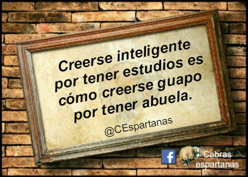 - Inteligencia Vs Estudios