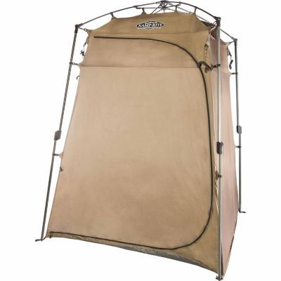 Kamp-Rite Portable Shelter with Shower -- perfect for camping or music festivals