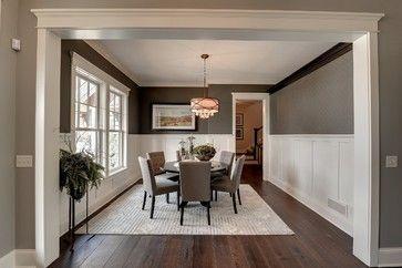 Trim color is ...Benjamin Moore Casa Blanca SW 7571 Front ...