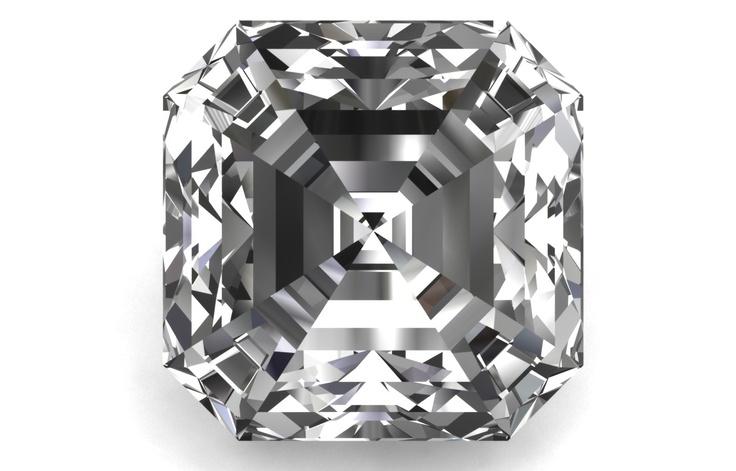 Square Emerald Cut @bensimondiamond #giveadiamond