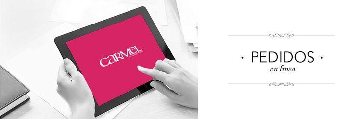 Pedidos web sólo si eres Asesora | CARMEL - Ropa por catálogo para mujeres y teens