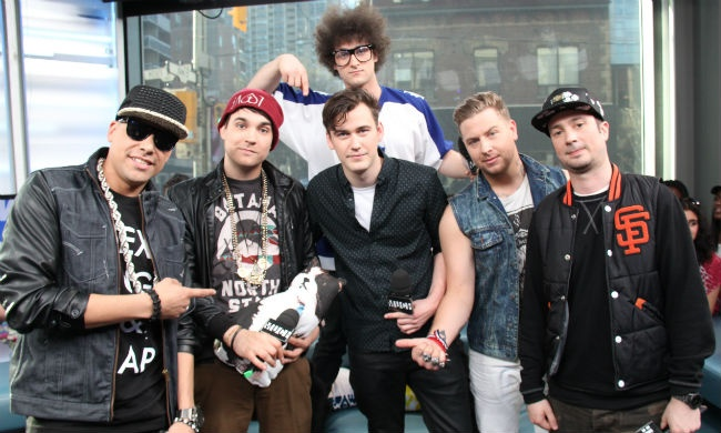 Down With Webster premiere video for 'One In A Million' on NML