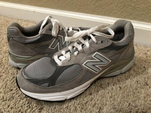 factory price ba39d 0701f Balance 990 V3 Shoes Gray Made USA Men's 10D | New Balance ...