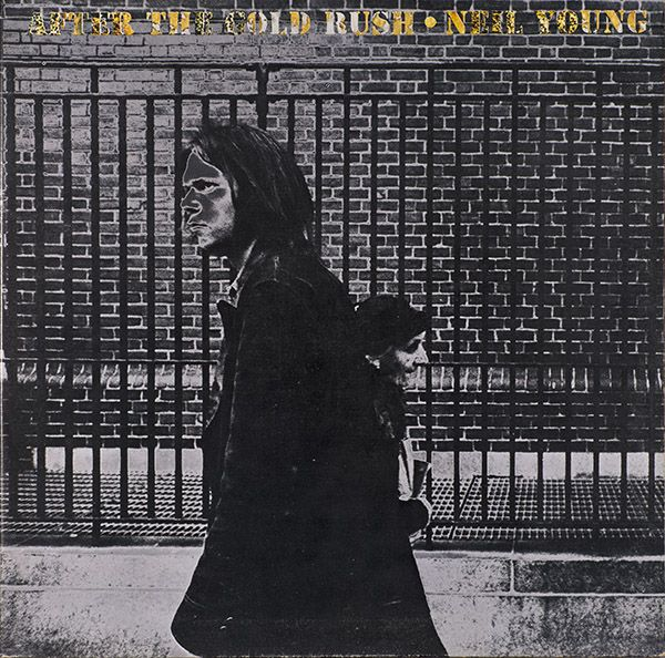 Neil Young - After The Gold Rush (Vinyl, LP, Album) at Discogs 1970/gatefold
