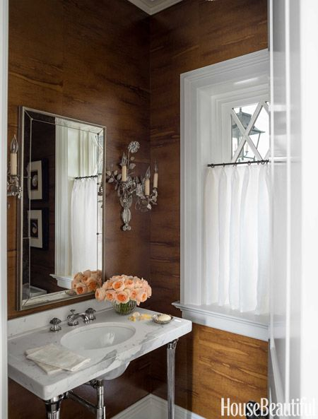 Powder Room. 1000  images about powder rooms should say  quot wow quot  on Pinterest