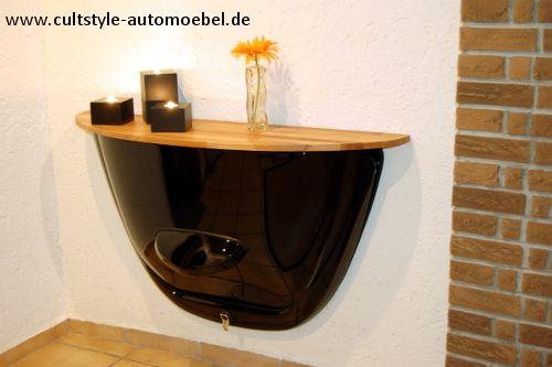 Cultstyle auto möbel VW Käfer 1303 Heckklappe Sideboard