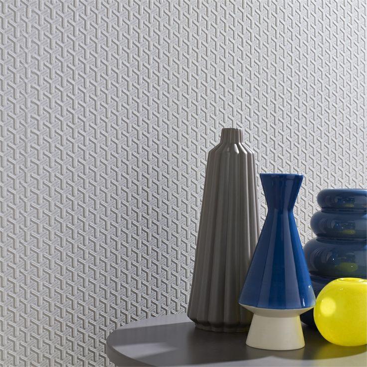 Superfresco Easy White Tower Wallpaper