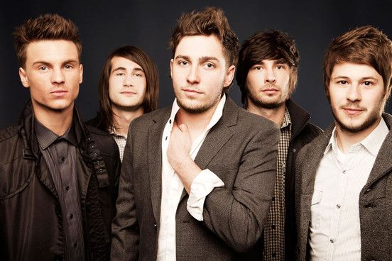 "You Me At Six: ""You keep me on the edge of my seat. I bite my tongue so you don't hear me."""