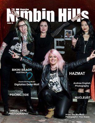 DIGITAL #Magazine #download ON SALE NOW $7 BE QUICK WONT LAST LONG #IndieMusic #Photography #Models #designers #creativeminds Nimbin Hills Magazine Issue 3
