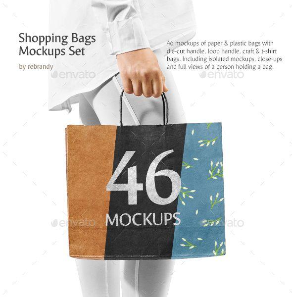Download Shopping Bags Mockups Shopping Bags Mockups Bag Mockup Bags Shopper Bag