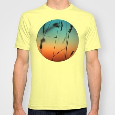 Viaje a la noche T-shirt by unaciertamirada - $18.00