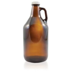 What Is A Growler?  A growler is a refillable container like a bottle. I am not going to go into the history of growlers. There are two types of growlers, one with a screw top and one with a flip-top. The caps must be rubber-lined to maintain freshness.