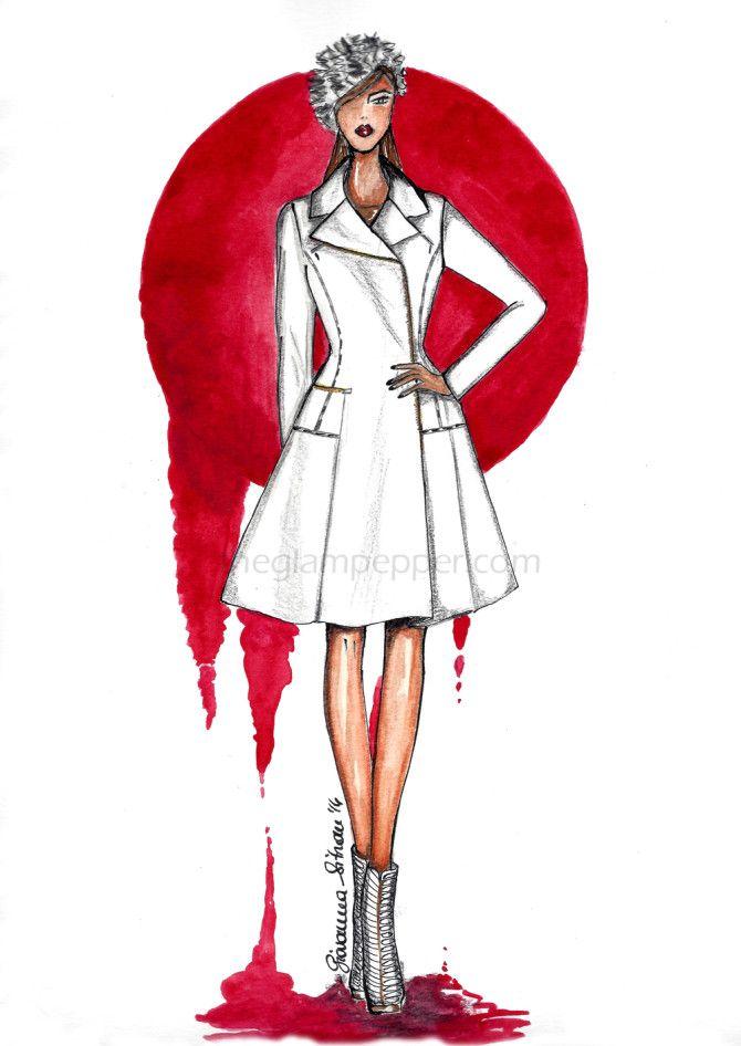 Tendenze moda donna autunno-inverno 2014/15 | http://www.theglampepper.com/2014/10/21/tendenze-moda-donna-autunno-inverno-201415/
