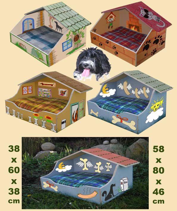 Pelíšky pro psa ARNY od SKYWANDER color