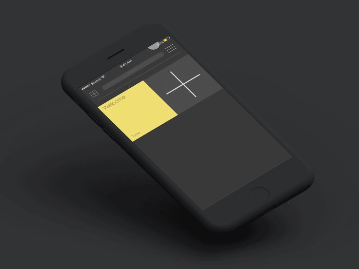Lista App #ui #ux #animation #mobile #dribbble #gif #ios #iphone #interface #design