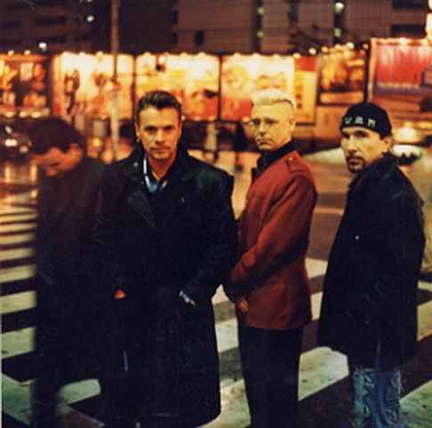 U2- The First Time
