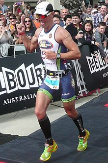 Frederik Van Lierde Iron Man The secret to running faster is achieving better running form. http://www.triathlon-hacks.com/how-to-run-faster/