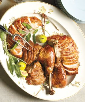 orange rosemary roasted turkey all recipes turkey recipes cooking ...
