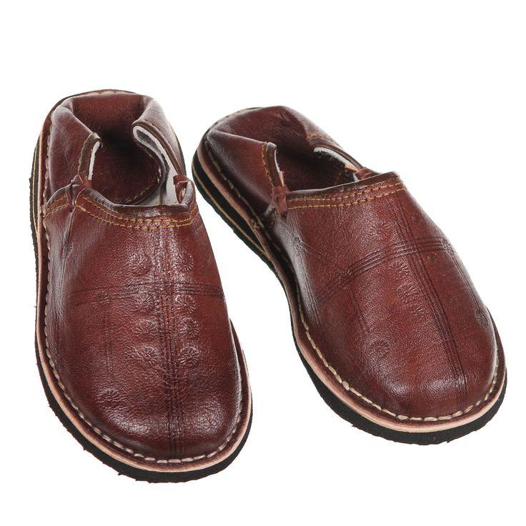 """Die orientalischen Schuhe """"Tafrout"""" gibt es in fünf verschiedenen Farben. www.albena-shop.de"""