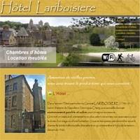Hotel Lariboisière à Fougères http://www.chambres-hotes-fougeres.com/